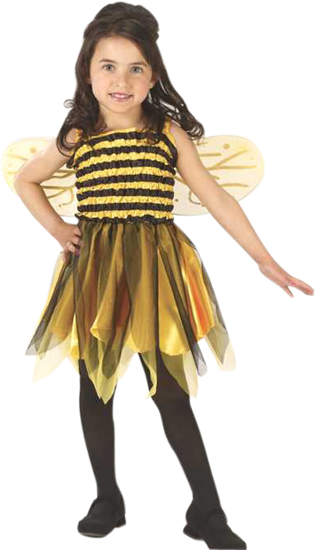 Toddler Baby Bee Costume