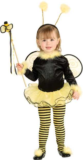 Toddler Queen Bee Costume
