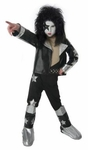 Child's KISS StarChild's Costume