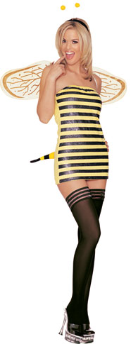 Sexy Stinger Bee Costume