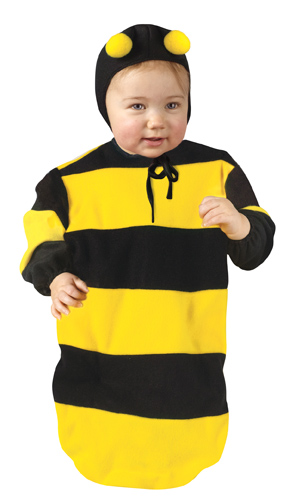 Baby Honey Bee Bunting Costume