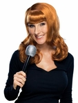 Adult Kathy Griffin Costume Wig