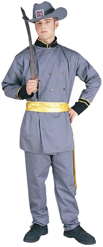 Adult Robert E. Lee Costume