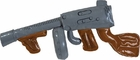 Inflatable Tommy Gun Prop