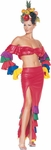 Adult Samba Dancer Costume
