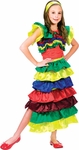 Child's Carmen Miranda Costume