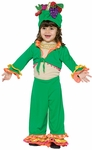 Toddler Carmen Miranda Costume