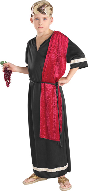 Child's Roman Caesar Costume