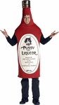 Adult Pussy Cat Liquor Bottle Costume