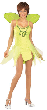 Adult Tinkerbell Fairy Costume