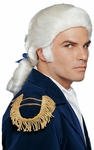 Adult George Washington Wig