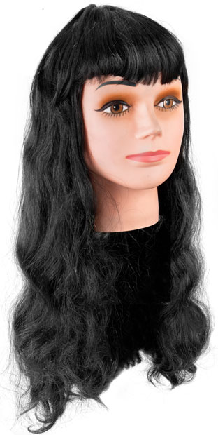 Pin Up Girl Costume Wig