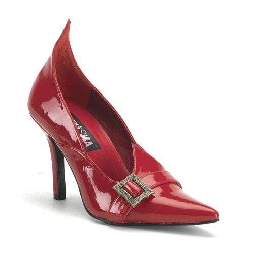 Red Devil High Heels