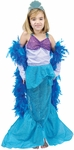 Child's Little Mermaid Princess Costume