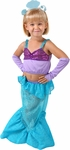Toddler Little Mermaid Princess Costume