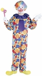 Adult Spotted Clown Costume