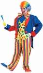 Adult XXXL Clown Costume