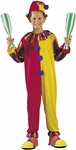 Child's Big Top Clown Costume