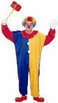 Plus Size Clown Costume