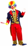 Ringmaster Clown Costume