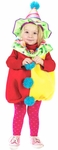 Toddler Cutie Clown Costume