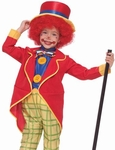Toddler Mr. Clown Costume