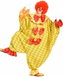 Women's Maternity Clown Costume