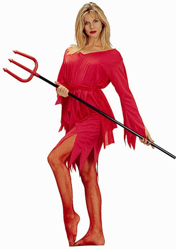 Adult Classic Sexy Devil Costume