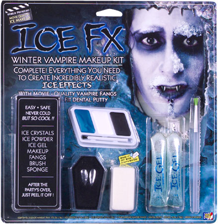 Vampire Ice FX Makeup Kit