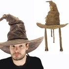 Brown Wizard Hats