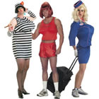 Drag Queen Boy Toy Costumes