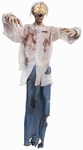 Life-Size Hanging Light Up Zombie
