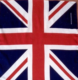 UK British Flag Bandanas