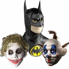 Batman Costume Masks