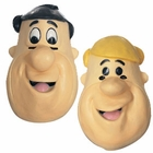 Flintstones Costume Masks