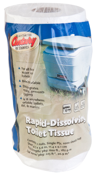 Toilet Paper (2-pack)