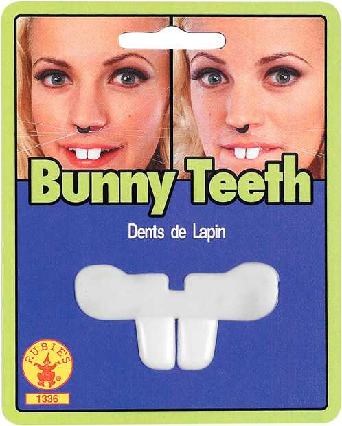 Bunny Costume Teeth