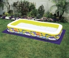 Rectangular Pool Ground Cloth