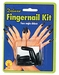 Black Fingernail Kit