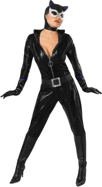 Adult Sexy Catwoman Suit Costume