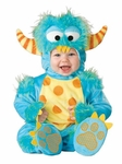 Infant Blue Monster Costume