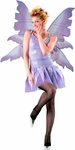 Adult Lavender Fairy Costume Wings