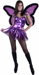 Adult Fuchsia Pixie Princess Fairy Costume