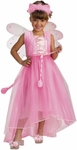Child's Pink Cat Fairy Costume