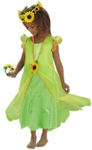 Child's Sunflower Fairy Costume