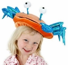 Child's Crab Hat