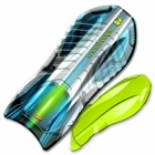 Snow Boogie GT 42 Compression Molded Snow Sled