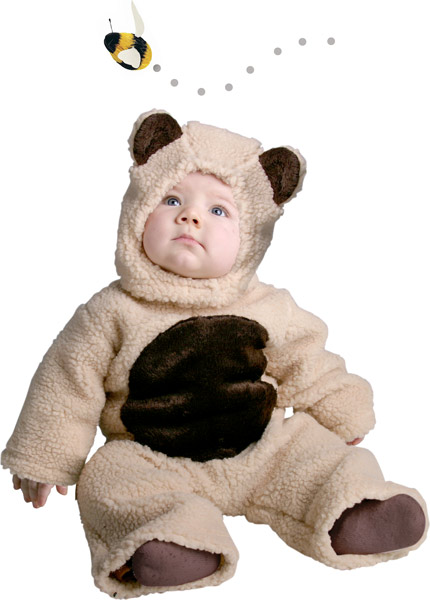 Baby Oatmeal Bear Costume Best Costumes