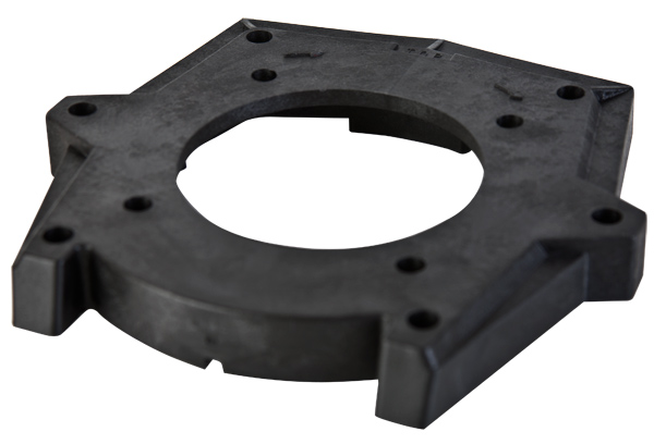 Hayward Super II Pump Motor Plate