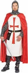 Adult Knights Templar Costume